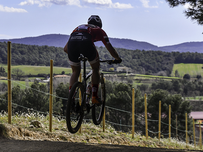 La Copa Catalana Internacional Biking Point llega a Corró d'Amunt