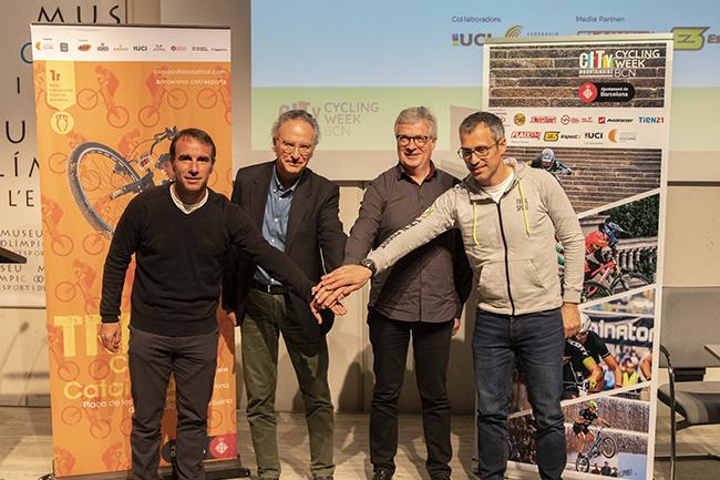 El mountain bike, protagonista en la Cycling Week Barcelona