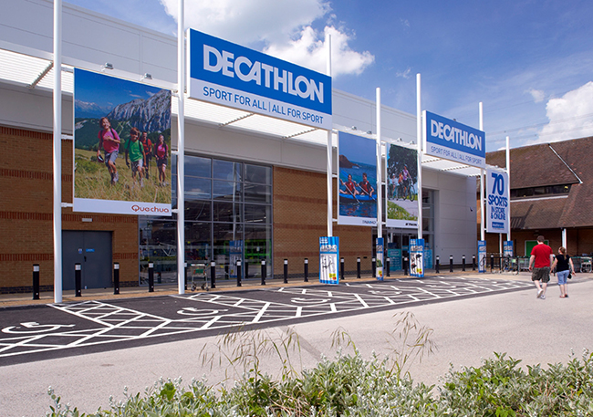 Decathlon abre su segunda tienda en Estados Unidos