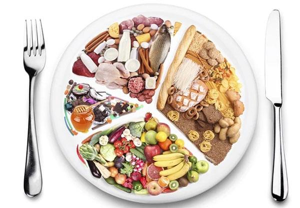 Decálogo de una dieta saludable para corredores