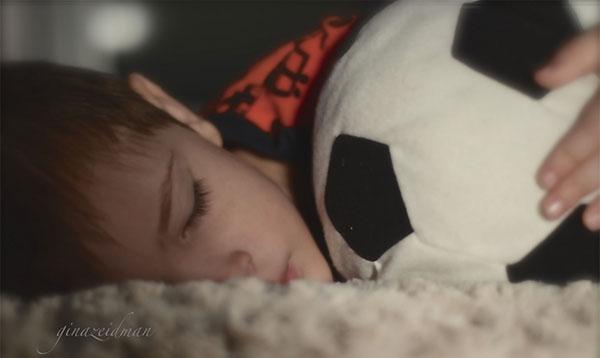 ¿Cuántas horas deben dormir los niños antes de una competición?