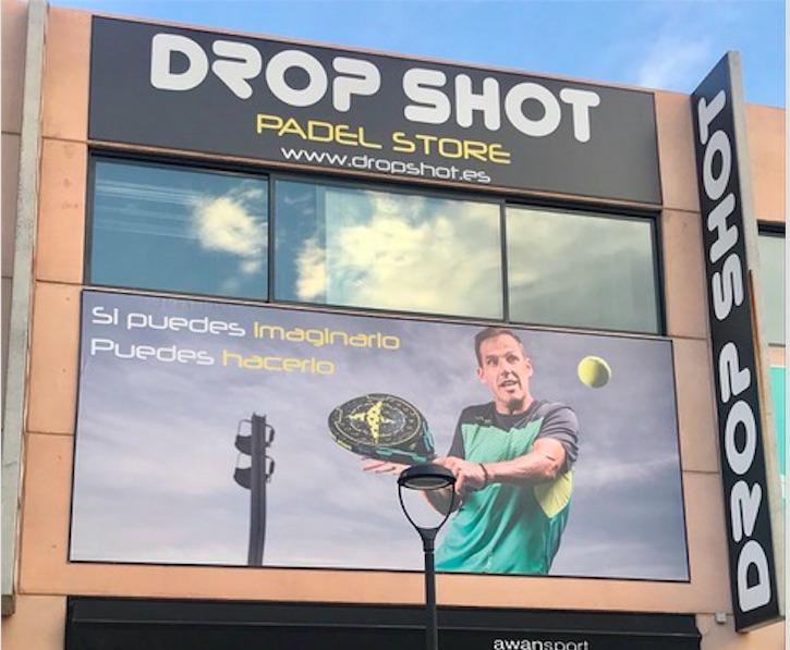 Drop Shot limita la venta a tiendas profesionales que respeten los precios