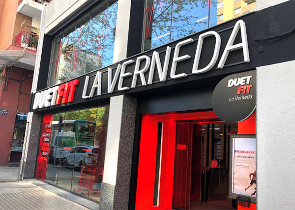 Duet Fit supera la decena de gimnasios en Barcelona con su apertura en La Verneda