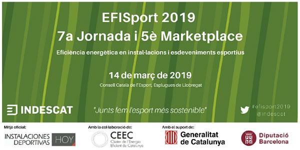 EfiSport incorpora la sostenibilidad de eventos deportivos en su séptima edición