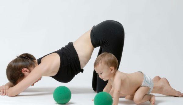 Ejercicio físico para evitar la depresión post parto