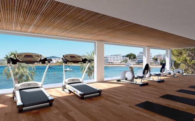 El nuevo Amàre Beach Hotel Ibiza inaugurará su propio gimnasio 24 horas