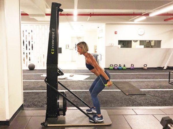 El SkiErg se adentra en el mundo del CrossFit
