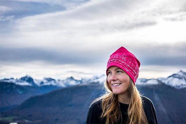 """Tina Emelie Forsberg: """"Correr libremente por las montañas sigue siendo lo más valioso de este deporte"""""""