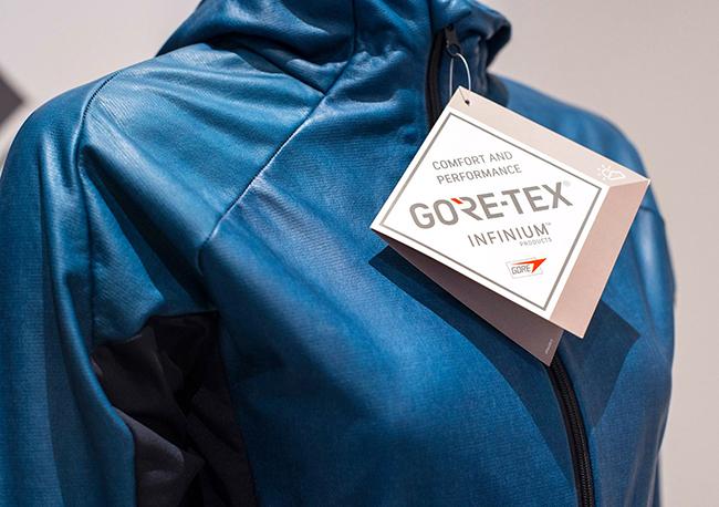 Gore amplía la gama de productos Gore-Tex Infinium
