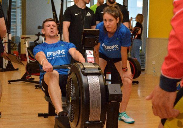 Indoor Triathlon entra en los gimnasios O2 Centros Wellness