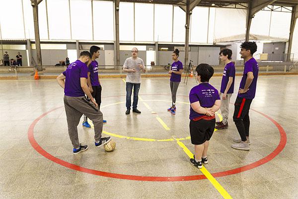14 federaciones deportivas ofrecerán cursos de inserción laboral para 280 jóvenes en riesgo de exclusión social