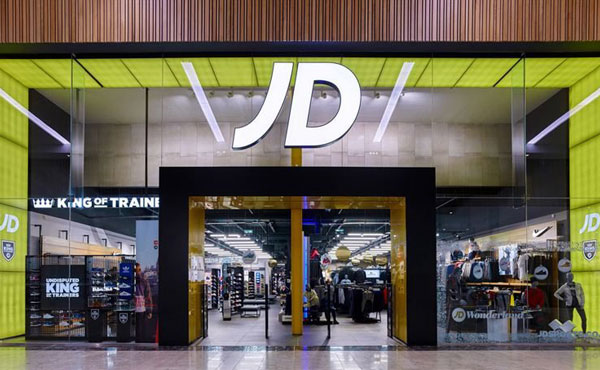 2018 récord de JD Sports en España