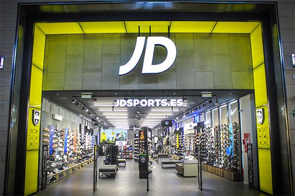 JD Sports suma 51 tiendas en España tras abrir en Valladolid