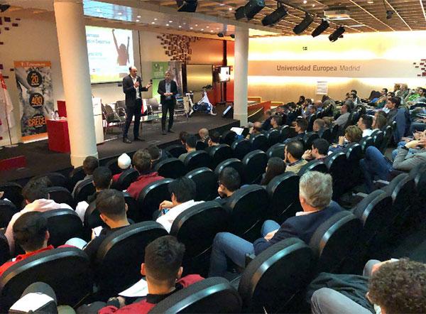 200 profesionales participan en la 9ª Jornada Gestión Deportiva Valgo