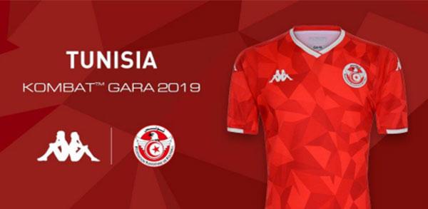 Kappa patrocinará la Federación Tunecina de Fútbol hasta 2022