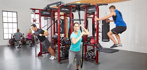Life Fitness proporcionará entrenamientos virtuales personalizables para grupos reducidos