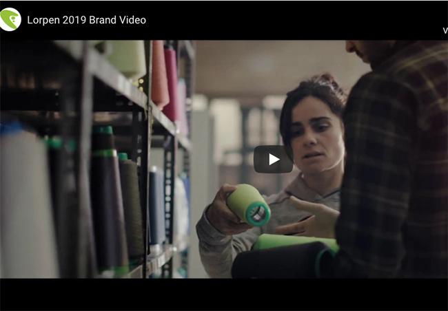 'Engineered in the Pyrenees', el lema de Lorpen para su vídeo corporativo