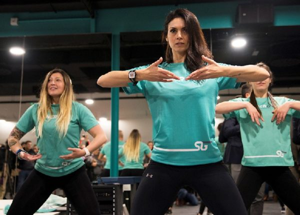 Synergym regala matrícula y mensualidad gratis en el Día de la Mujer