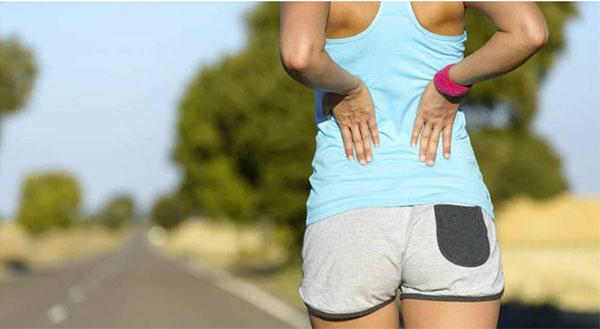 Correr largas distancias es beneficioso para los discos intervertebrales