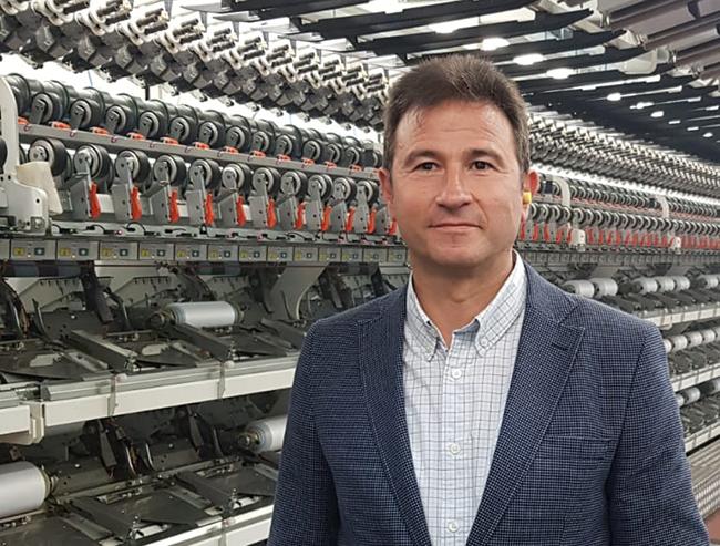 Lurbel participa en una misión europea de textiles técnicos en Israel