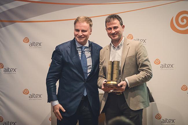 Lurbel gana el Premio Empresarial Aitex Innovación