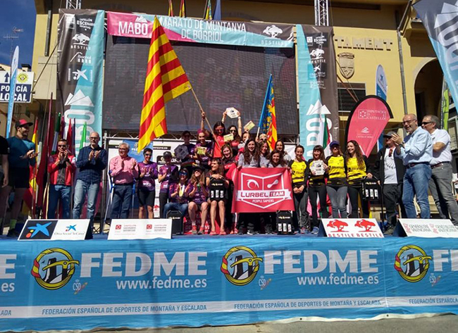 El Lurbel Team-People Sapiens, tercer mejor club de España