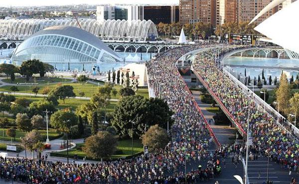 El Maratón de Valencia endurece las medidas contra los corredores infractores
