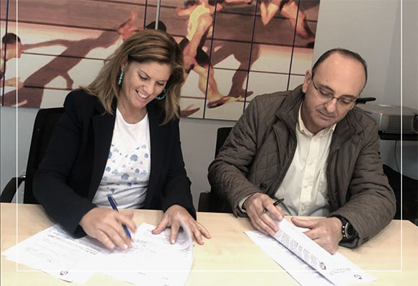 Reebok Sports Club y Coplef Madrid se unen para el cumplimiento de la Ley 6/2016