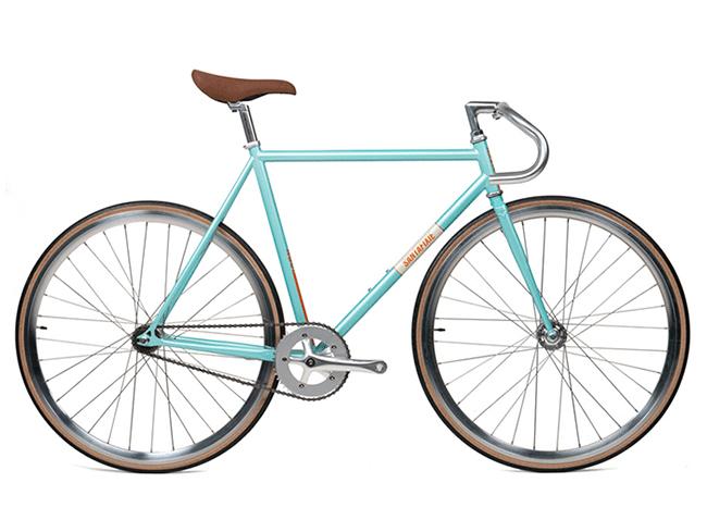 Santafixie amplía su gama de bicicletas propias con el modelo Born