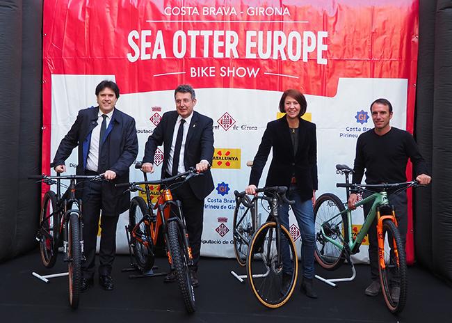 Sea Otter Europe refuerza su proyección como escaparate ciclista internacional