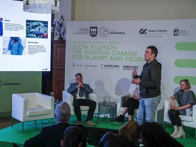Ternua participa en la Semana del Cambio Climático en Euskadi