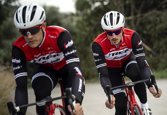 Trek y Bontrager revolucionan la tecnología para cascos con WaveCel