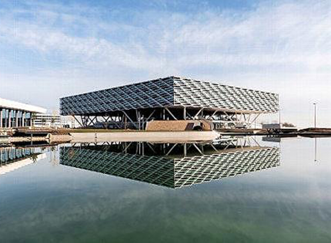 Adidas finaliza la construcción de su 'Arena' en Herzogenaurach