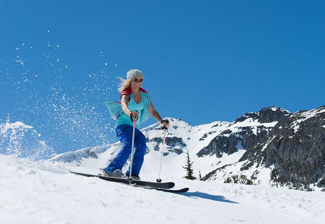 Diez consejos para esquiar de forma segura en primavera