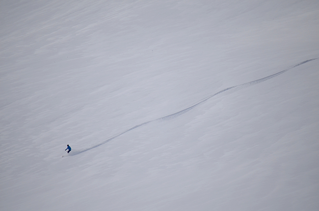 Baqueira recibe una nevada de 15cm con las últimas precipitaciones