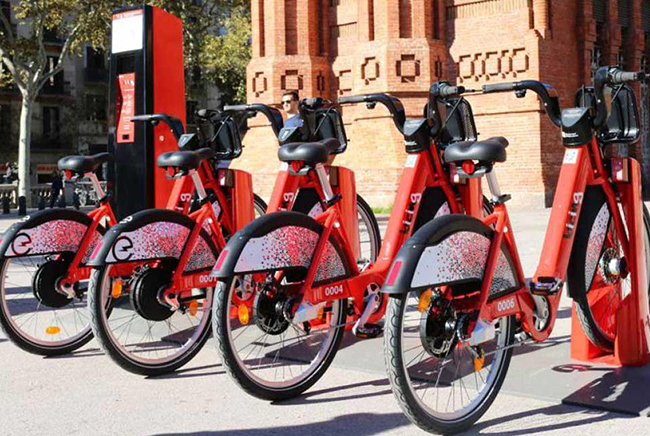 La bicicleta pública tiene un coste medio anual de 1.520 euros por bici