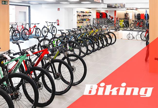 Biking Point inaugura en Sabadell su octavo punto de venta