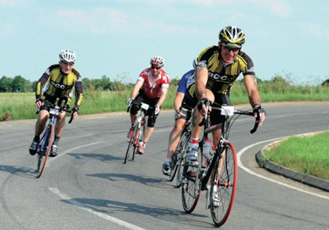 Los ciclistas españoles pedalean una media de 47,2km en sus salidas