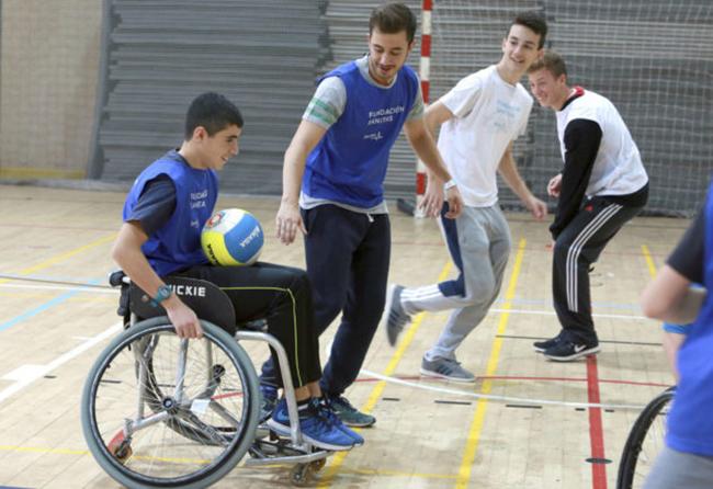 El Consejo Superior de Deportes pone en marcha su Programa de Deporte Inclusivo