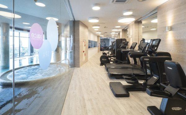 El hotel Dolce Sitges incorpora Technogym en su nuevo gimnasio