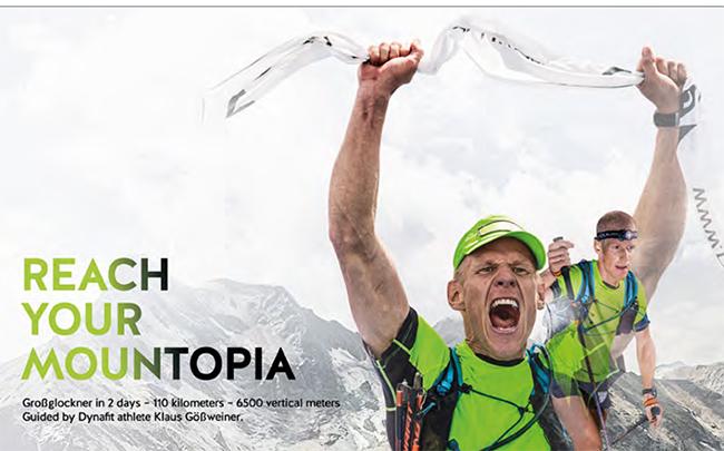 Dynafit celebra la sexta edición de la campaña Mountopia