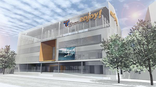 Enjoy Wellness aterrizará en Zaragoza con un centro de 6.000 m2