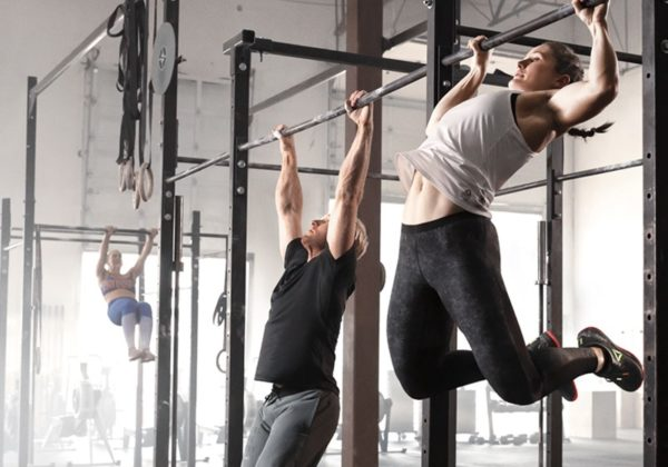 Explica a Reebok tu historia inspiradora de CrossFit