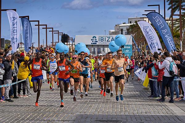 El Ibiza Marathon 2020 se celebrará el 4 de abril