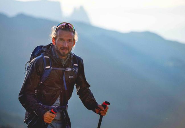 Gore Wear presenta su nueva colección de Fast Hiking de la mano de Jamie Ramsay