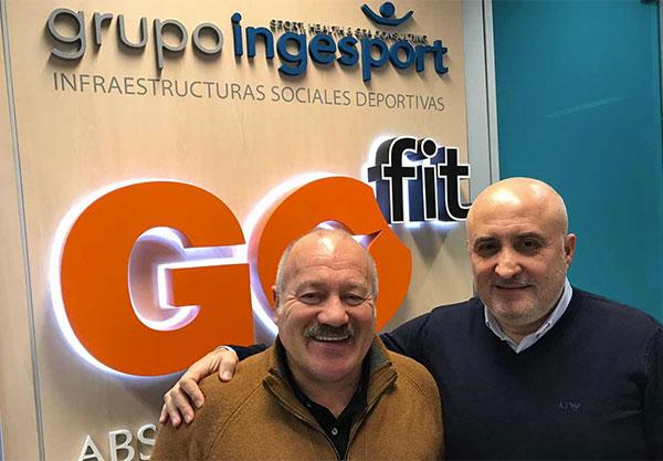Ingesport estrecha lazos con la Federación de asociaciones de gestores del deporte