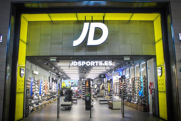 JD Sports desembarca en Algeciras