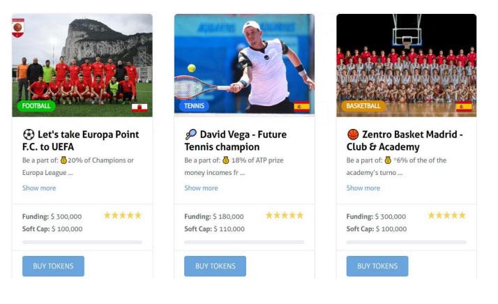 Jim Sports invierte en la plataforma de financiación deportiva Globatalent