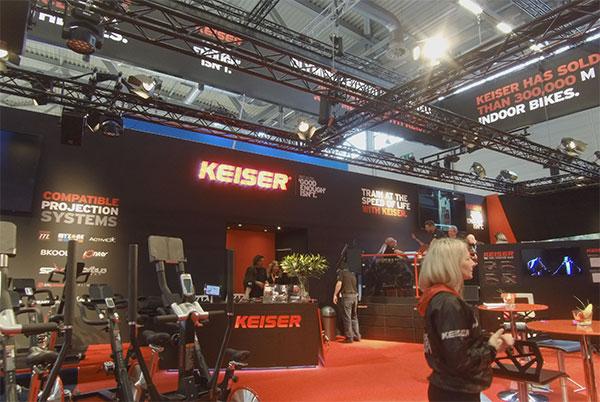 Keiser invertirá 12 millones de dólares en ampliar su factoría