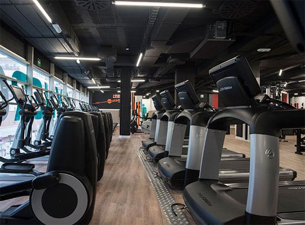 Synergym firma un contrato de exclusividad con Life Fitness